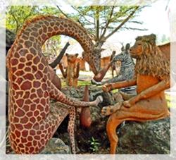 Tanzania sculpture