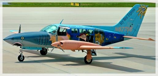 airplane - key west express