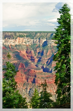 The Grand Canyon - Roaring Springs Canyon