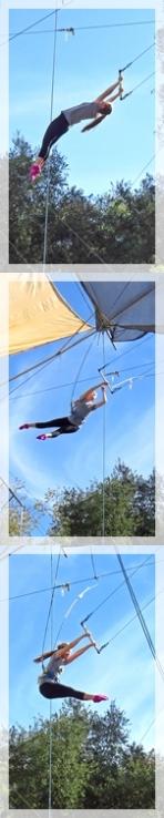 trapeze high