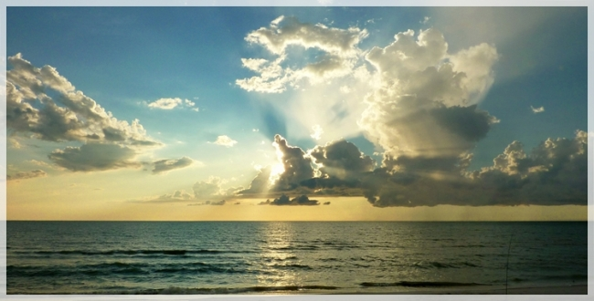sunset-naples FL