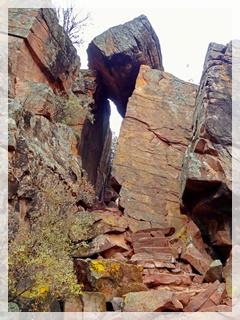 boulders - Utah