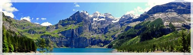 Kandersteg-Lake Oeschinen