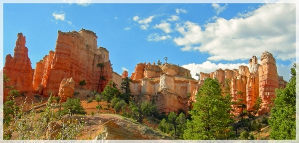 Bryce Canyon National Park - Patriarchs