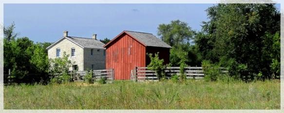 Galena farmhouse