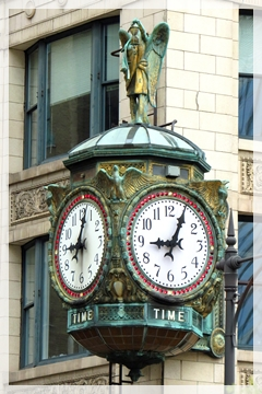 clock - Chicago