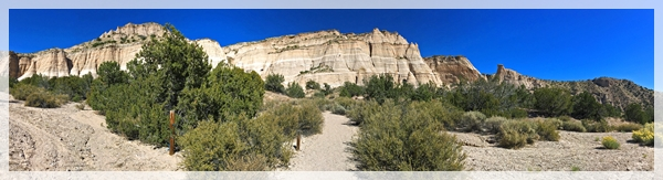 Tent Rocks - NM