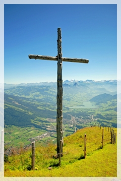Zermatt - Switzerland - cross