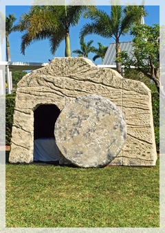 empty tomb - north naples church
