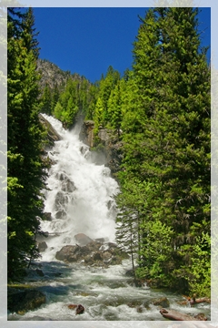 Fish Creek Falls - Steamboat