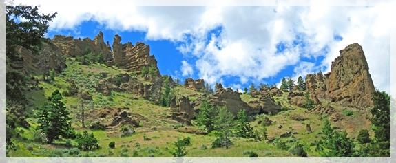 Absarokas - Cody Wyoming