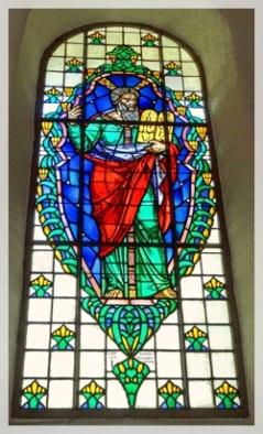Moses - Meiringen - Michaelskirche