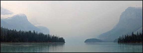 Lake Maligne - Canada