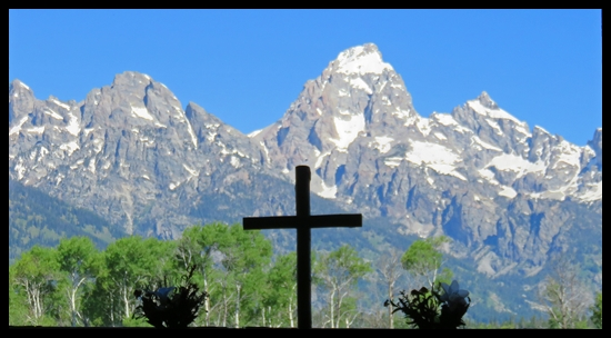 Chapel of the Transfiguration - Grand Teton National Park