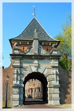 Schoonhoven - city gate