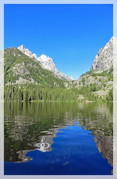 Jenny Lake - Tetons