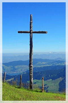 Mt. Rigi cross