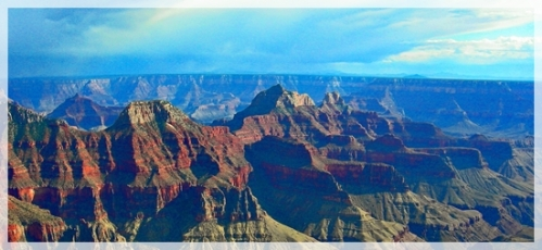 Grand Canyon - Bright Angel Point