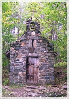 Trapp family chapel