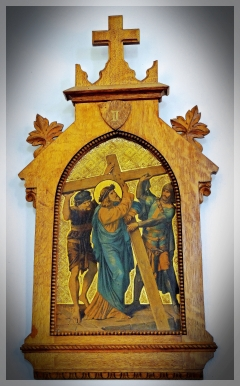 station of the cross II