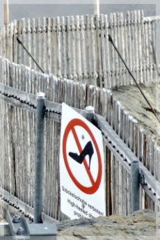 sign on schilthorn