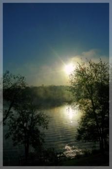 dawn - apple canyon lake