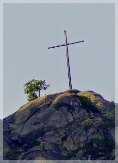 cross in Zermatt